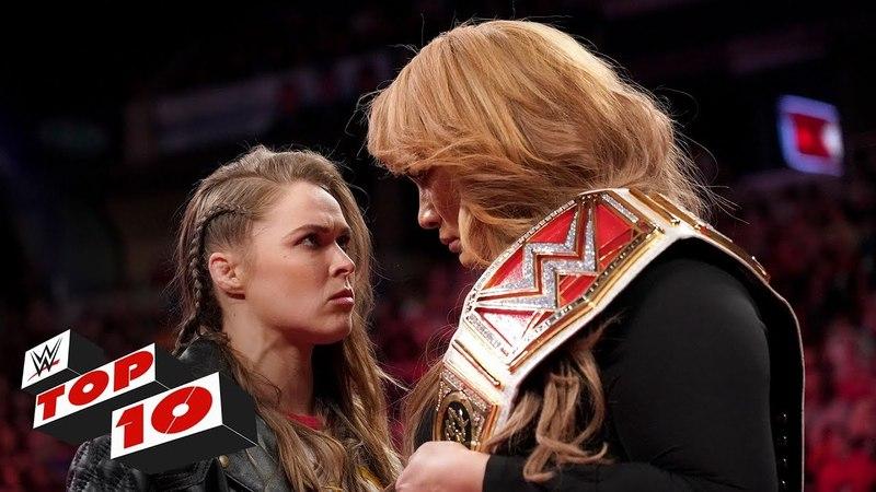 WP Top 10 Raw moments WWE Top 10 May 21 2018