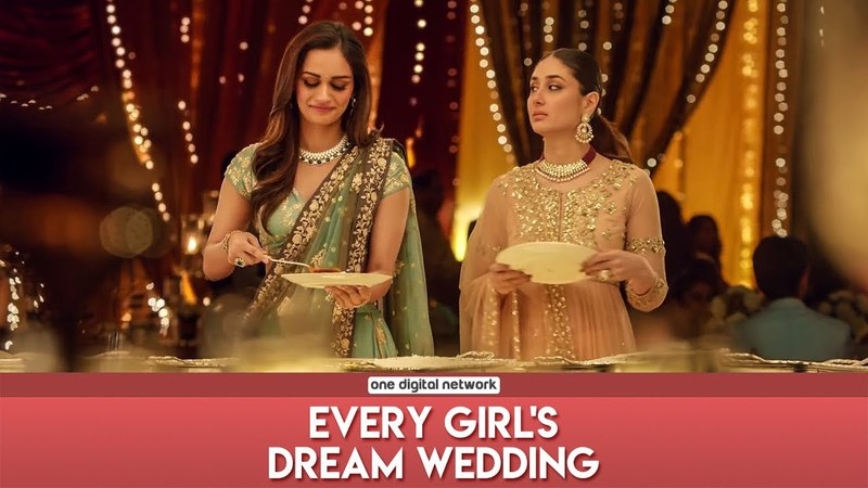 Every Girls Dream Wedding With Manushi Chhillar Kareena Kapoor