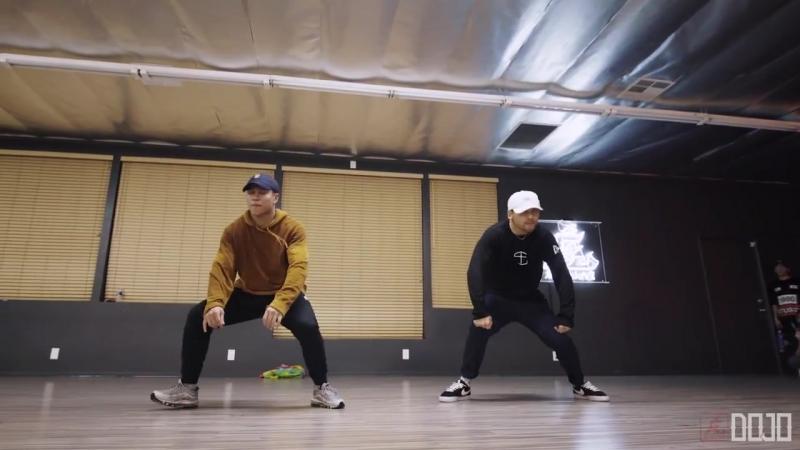 Offset Metro Boomin 'Ric Flair Drip' Choreography by Bam Martin Vinh Nguyen