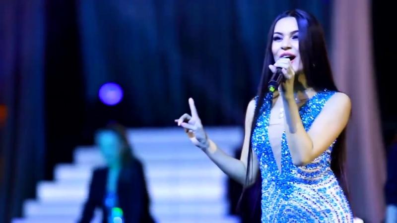 Hulkar Abdullayeva - Jonim mani _ Хулкар Абдуллаева - Жоним мани (concert versio