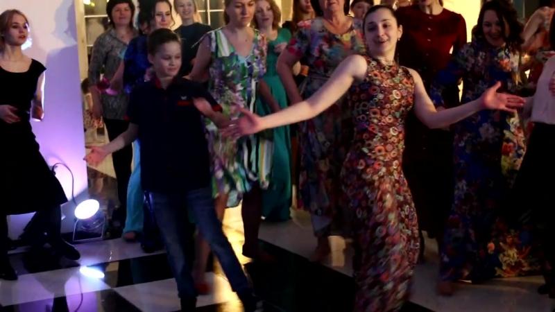 танцы с Глафирой, промо