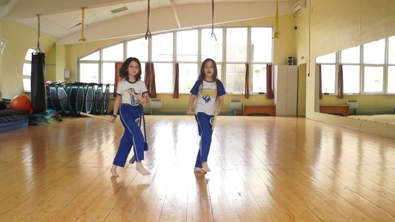 Парный номер Макулеле - Арина Деликада и Настя
