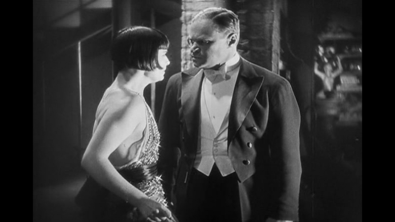 Ящик Пандоры / Die Buchse der Pandora / Pandora's Box (Георг Вильгельм Пабст / Georg Wilhelm Pabst) [1929, Германия, драма]