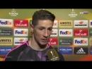 Declaraciones de Torres tras su doblete al Lokomotiv en Moscú 15 03 18 BeIn Sports