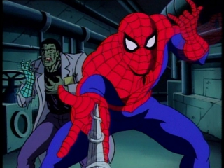 Spider-man / Человек-паук | Сезон 4 | Серия 10 | 1997