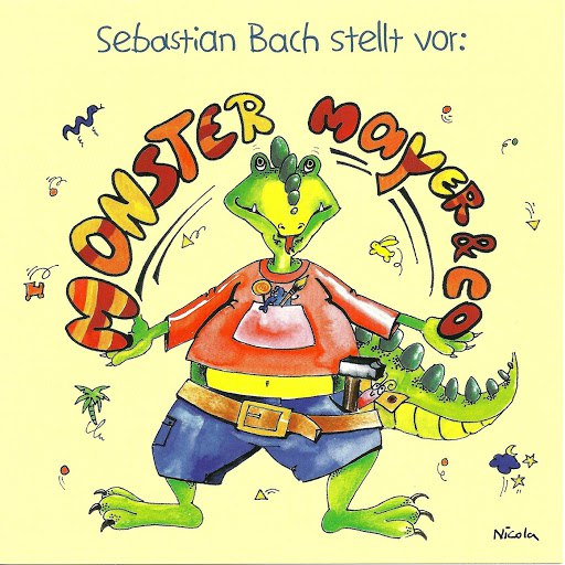 Sebastian Bach альбом Monster Mayer & Co.