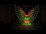 Светодиодные крылья 35-RGB maxi +79264404648