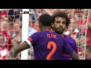 All 5 goals in LFC's emphatic preseason win over Napoli
