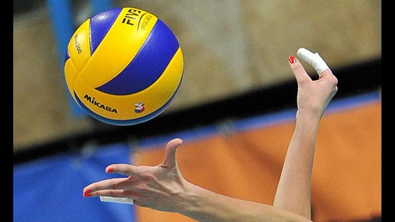 Волейбол. Импровизация. 2012