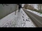 На коньках по Рязани и Оке