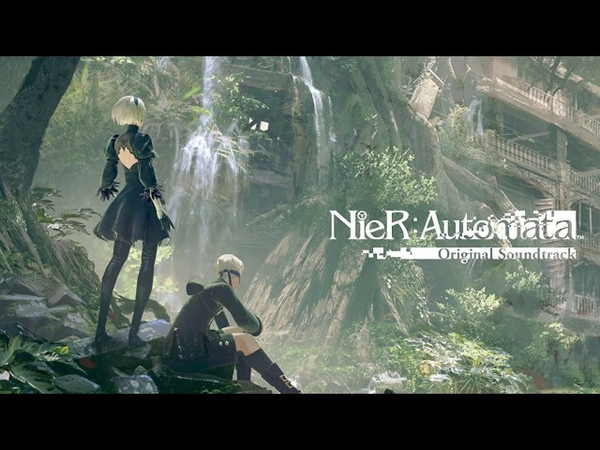 Nier Automata Official Soundtrack (OST) 15 - Weight of the World (English Version)