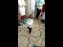 В київське 4 дитяче відділення прийшли дід мороз та Снігуронька )