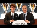Full Stream | ÁLVARO ODRIOZOLA's REAL MADRID Presentation