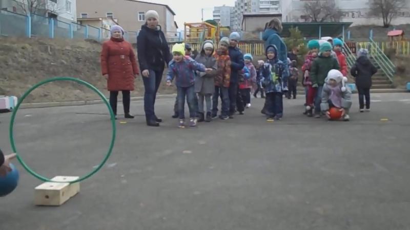 Зумба-пати в детском садике Морячок. Меня пригласили провести день здоровья с энергичными и зажигательными детками.