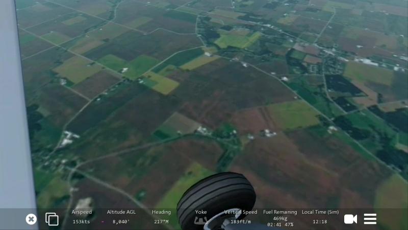 INFINITE FLIGHT. Cessna- 208 Grang Caravan. Из Казани в Самару..mp4