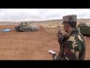 Война в Сирии, Гаубица, боевые действия