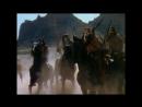Сломанная стрела (1950). Нападение апачей на военный конвой