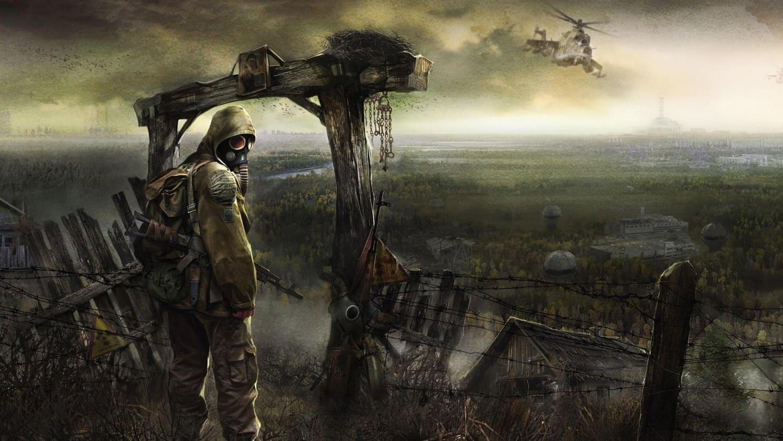 Русификатор для Call of Chernobyl