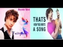 Alexander Rybak - Fairytale 2009 VS Alexander Rybak -That's How You Write A Song 2018