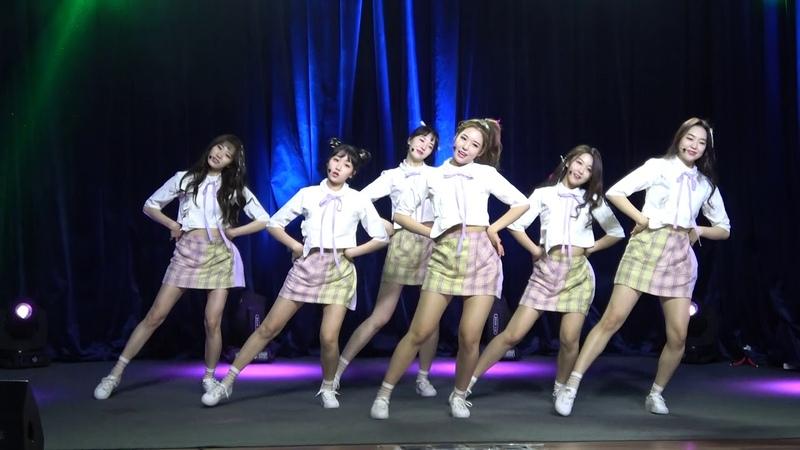 걸그룹 샤샤SHA SHA - 너와나 (You Me) - SHOW K- POP 2018.03.16일.hnh.
