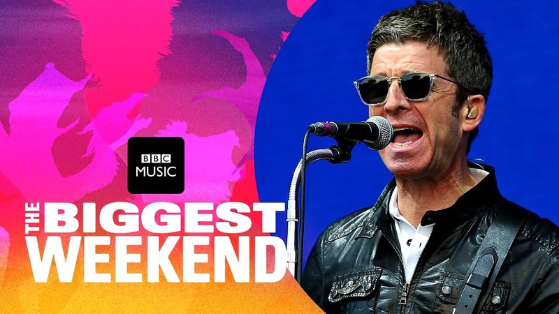 Noel Gallagher's High Flying Birds - Don't Look Back In Anger (The Biggest Weekend)
