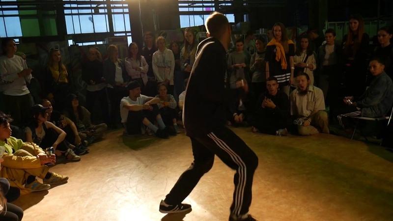 URBAN DANCE AREA by BATTLE PROJECT | JAM-BATTLE TUSA | HOUSE JUDGE | J BAZZ