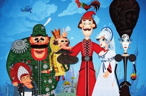Кукольный спектакль по сказке Леонида Филатова показали в библиотеке на Башиловской