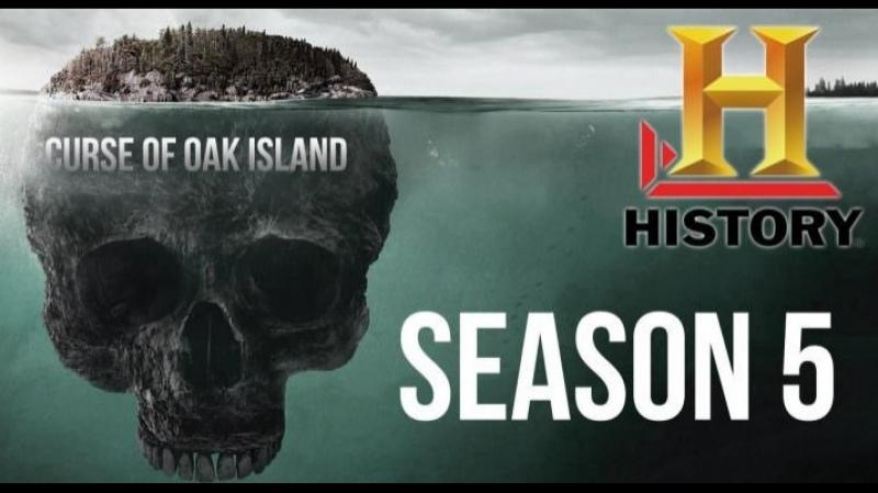 Проклятие острова Оук 5 сезон: 15 серия. Переполох / The Curse of Oak Island (2018)