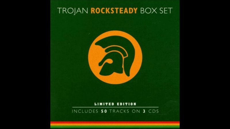 VA - Trojan Rocksteady Box Set CD1 (Full Album)