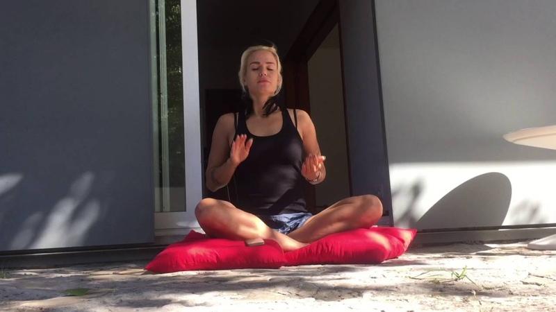Александра Прохорова. Кундалини Йога. Медитация: избавление от стресса.