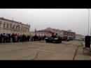 Парад на Площади Советов 7 ноября 2017 Димитровград