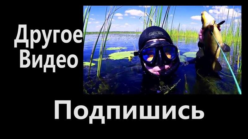 Подводная Охота ТАЙНА 10и МЕТРОВ Волга Июль 2016 год