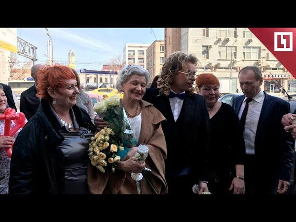 Гоген Солнцев женится на старухе