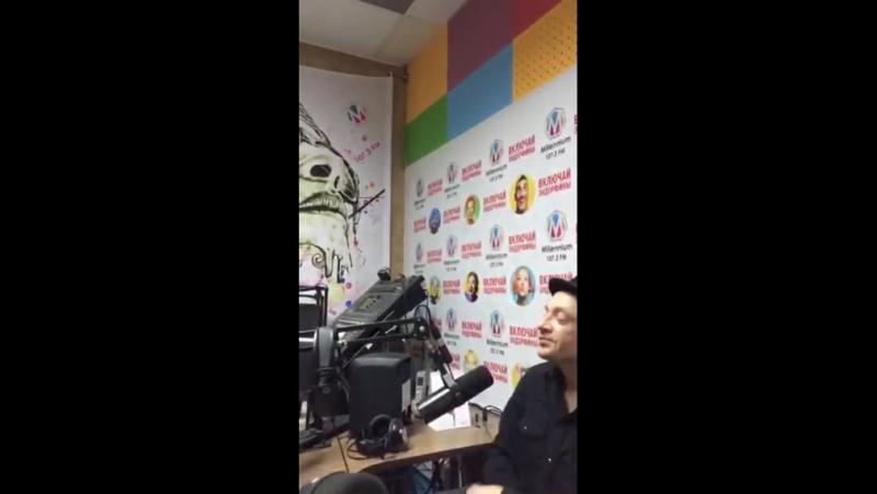 Глеб Самойлов радио Миллениум (Казань) 13.01.2018