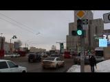 В Казани появился первый экспериментальный дорожный знак