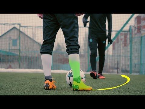 РАСКАТАЙ ВСЕХ ЗАЩИТНИКОВ КАК MBAPPE | LEARN COOL MBAPPE FOOTBALL SKILLS