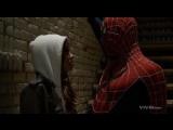 Человек - паук и его самка )))