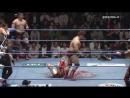 Joe Doering, Kento Miyahara, Koji Iwamoto, Yohei Nakajima vs. Atsushi Maruyama, Ryouji Sai, TAJIRI, Yuji Hino (AJPW)