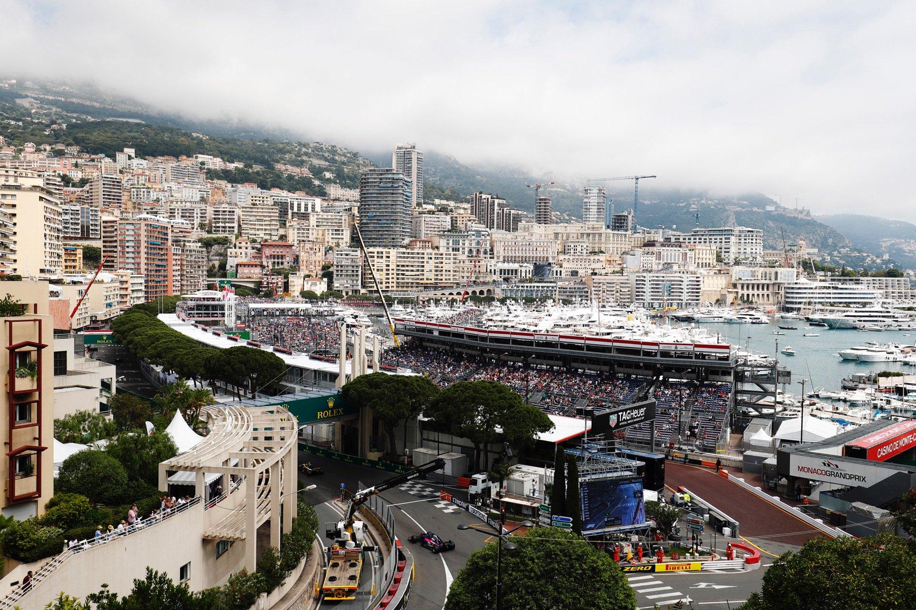 Виды Монте-Карло - арены шестого этапа чемпионата мира по Ф1 2019 года