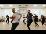 Mad Mike Workshop in SIBERIA (Fraules dance centre)