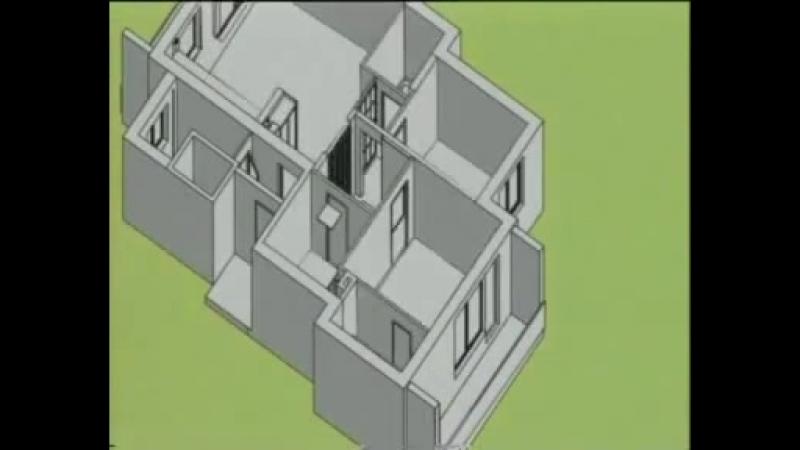 (staroetv.su) Квартирный вопрос (НТВ, 2002) Дамская спальня