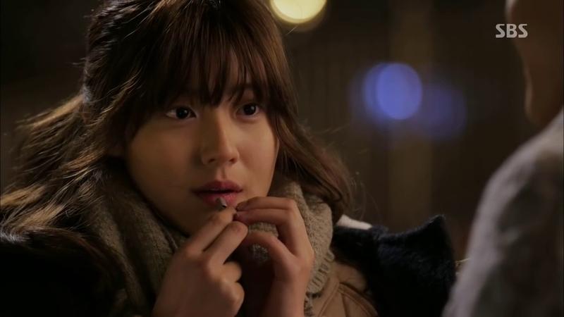 Angel Eyes- Kiss Scene - Kang Ha Neul Nam Ji Hyun