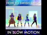 Усовершенствуем коронное движение из Swish Swish (Just Dance 2018)