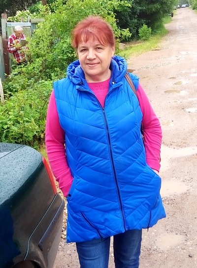 Галина Шагина