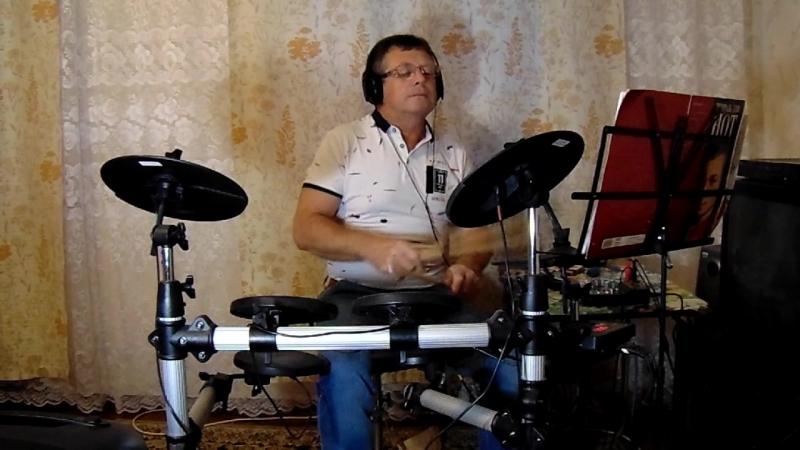 MAH01103Love Child(Дитя любви)Come Taste(1975g)Deep Purple(drum cover Pautov Wladimir)