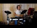 MAH01103Love Child Дитя любви Come Taste 1975g Deep Purple drum cover Pautov Wladimir