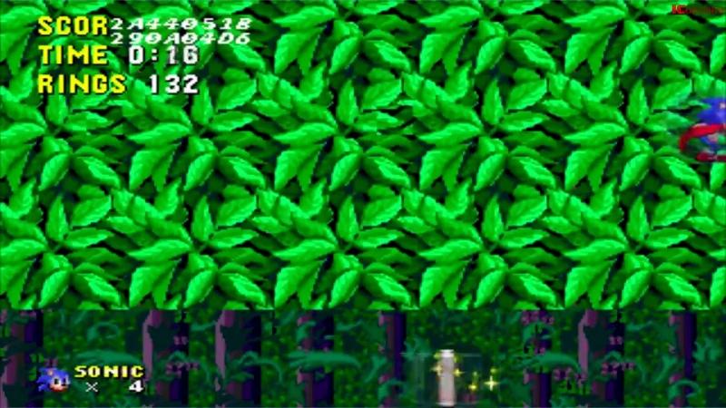 Обзор New Sonic Adventures 2 NSA 2