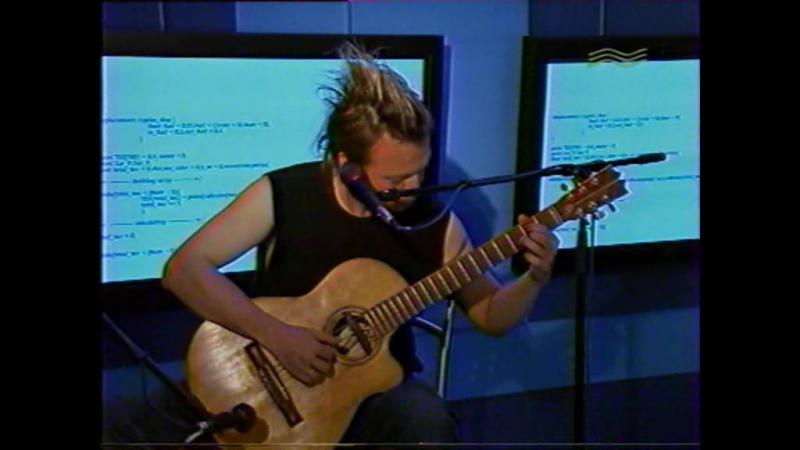 Оргия праведников 03 Инструментал, заявленный как часть Атараксии (2002 Взрослые песни, ТВ)