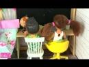 IKuklaTV ❤ Игры в Kуклы со Слоником ❤ ЛИЧНЫЙ ДНЕВНИК КАТИ Мультик Барби Школа Куклы Для девочек
