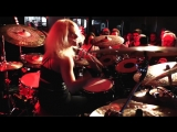 KiskeSomerville - Rising up - Veronika Mraz Lukešová - Musikmesse Frankfurt - Drum Camp 2017
